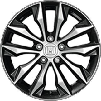 17 inch aluminum alloy accessory wheels