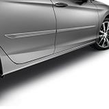 2017 Honda Accord Hybrid accessory body side molding icon