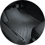 2017 Honda Accord Hybrid accessory all-season floor mats icon