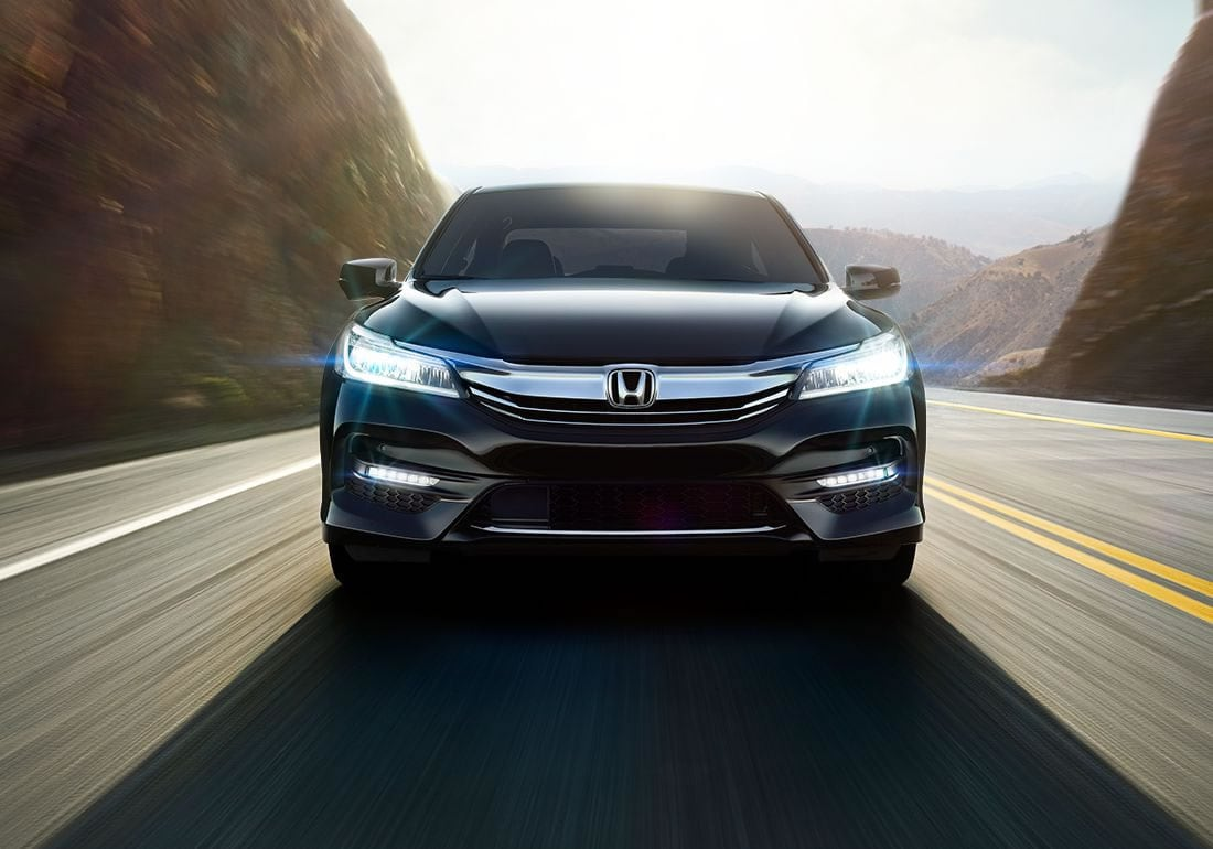 Design Of Honda Accord Sedan