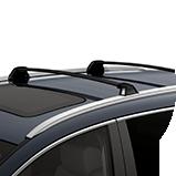 2017 CR-V Touring 外觀 3/4 前排司機橫桿。