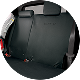 2017 CR-V Touring interior seat covers icon