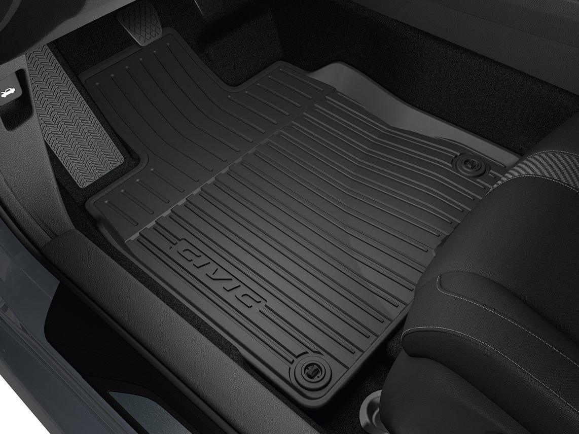 ALL-SEASON FLOOR MATS - HIGH WALL (part number:)