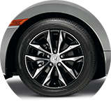 2017 Honda Civic Coupe exterior wheels accessory thumb