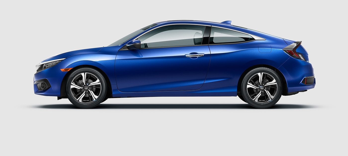 2018 Civic Coupe – The Sophisticated 2-Door Car | Honda