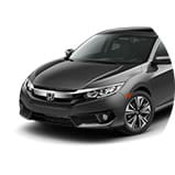 2017 Honda Civic Sedan LX aero kit icon