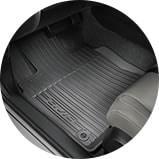 2017 Honda Civic Sedan Touring 腳踏墊圖示