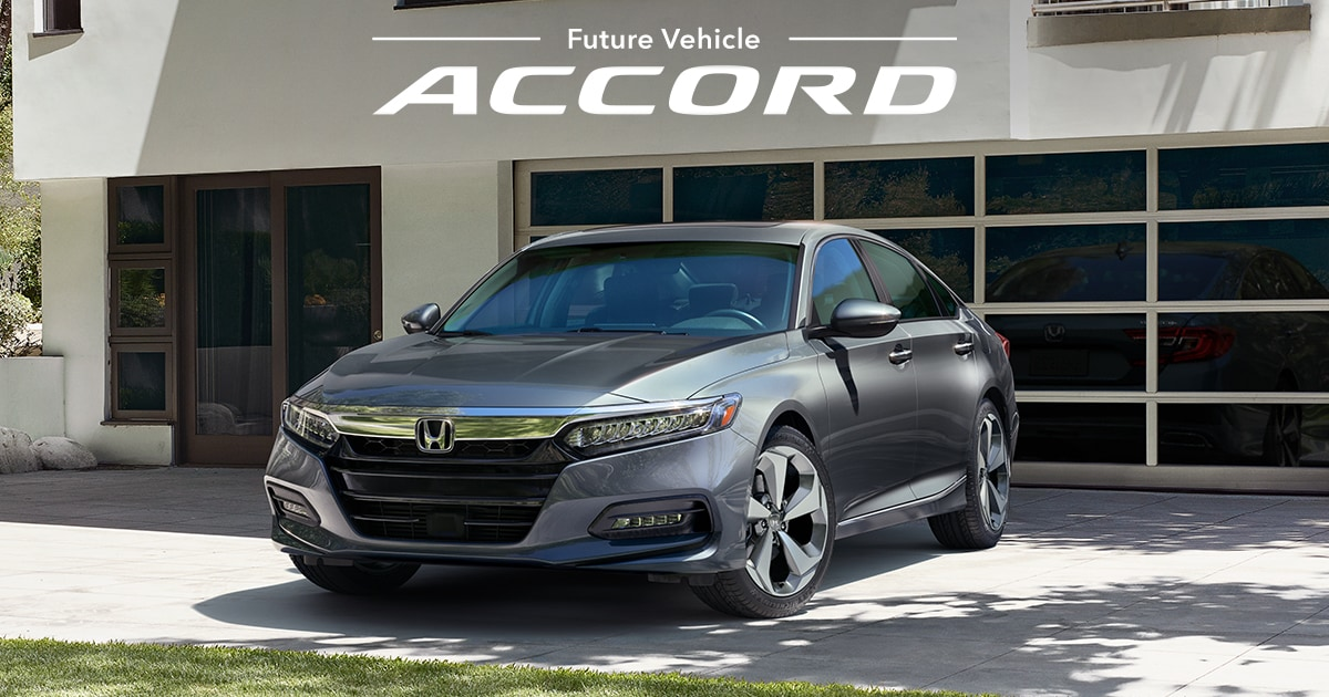 Pre Owned Honda Accord >> Introducing the Next-Generation 2018 Honda Accord | Honda