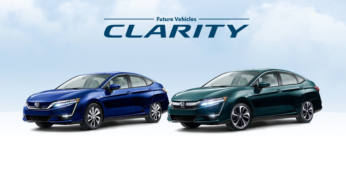 Honda Vehicle Lineup New Models Amp Future Cars Honda