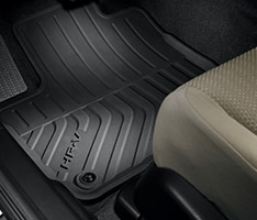 2017 Honda HR-V all season floor mats