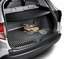 2017 Honda HR-V 行李廂遮板樣板