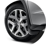 Honda HR-V 17-inch allow wheels