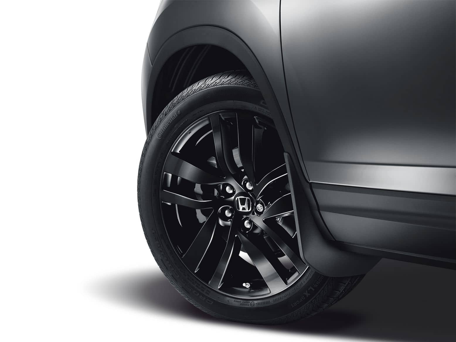20-IN BLACK ALLOY WHEELS (part number:)