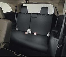 Interior Accessories Seat Covers 3rd Row
