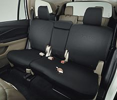 2nd Row Seat Covers Pictures