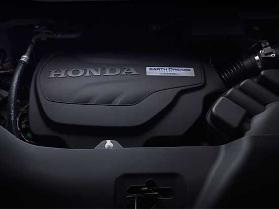 2019 Honda Pilot V-6 Engine