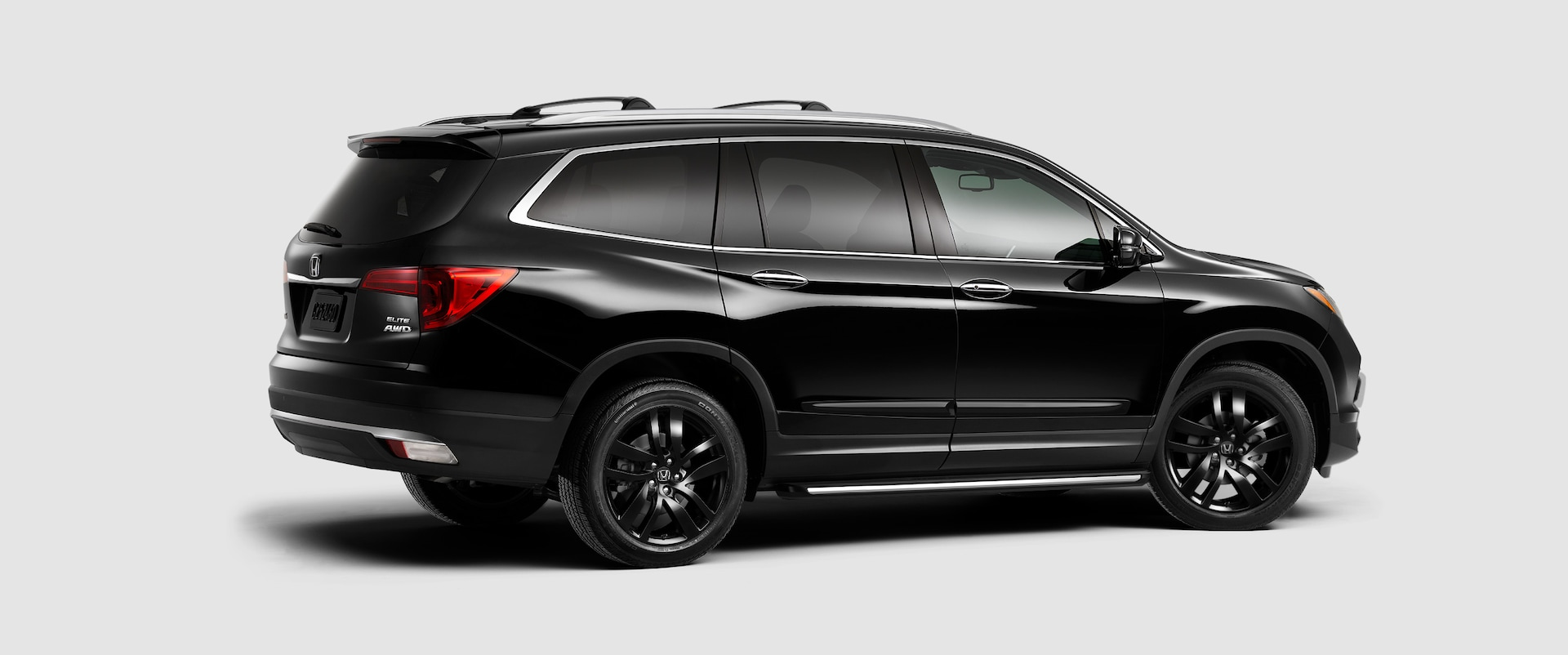 Honda pilot 2017 accessories best new cars for 2018 for Black honda pilot