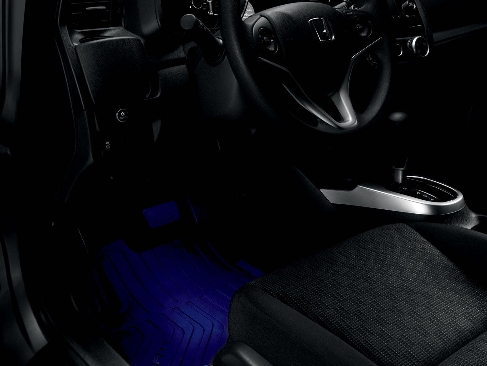 Honda Online Store 2017 Fit Interior Illumination