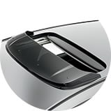2017 Fit moonroof visors icon