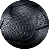 icono de la alfombra para todo tipo de clima del Fit 2017
