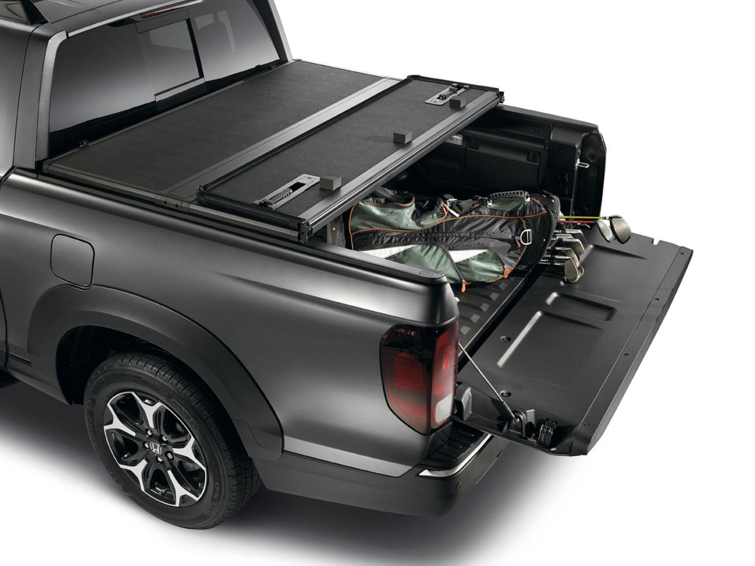 Image Result For Honda Ridgeline Hard Tonneau Cover
