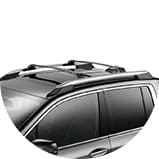 2017 Honda Ridgeline roof rail accessory icon