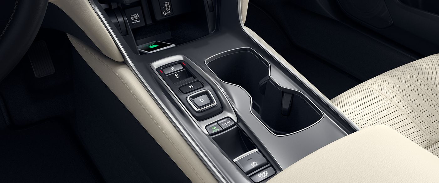 2018 Honda Accord Wireless Phone Charger