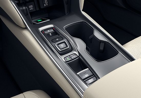 2018 Honda Accord Hybrid Center Console