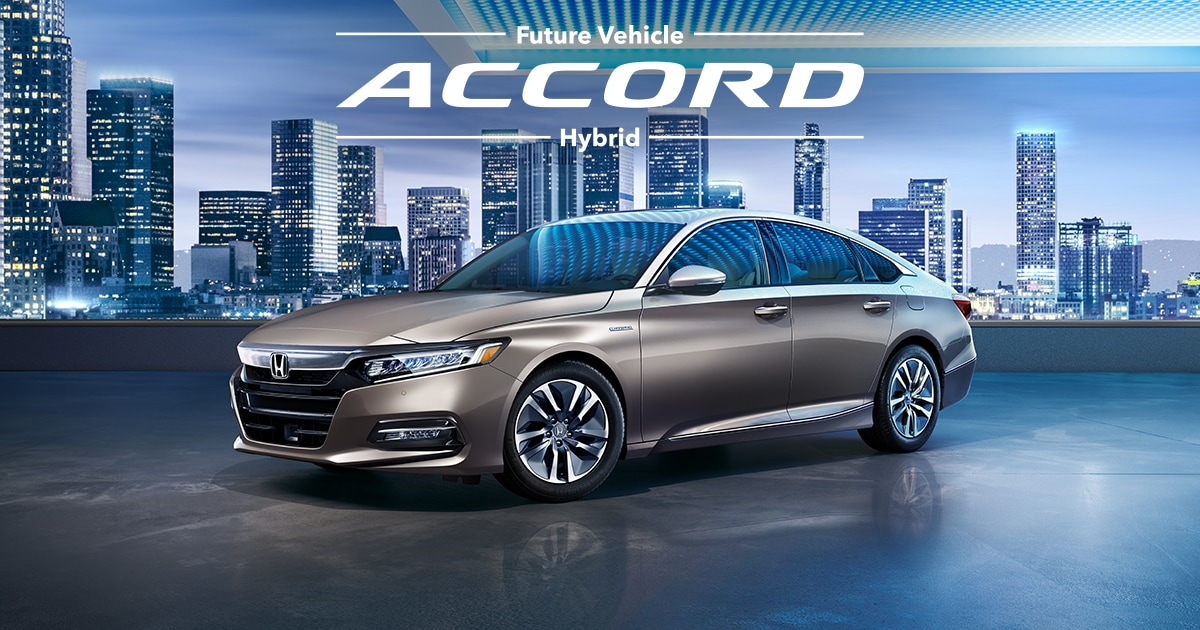 New Hybrid Cars Meet The NextGeneration Honda Accord Honda - Accord vehicle