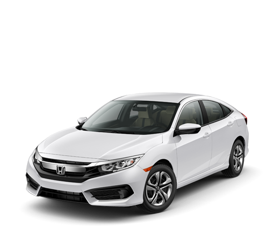 2018 Honda Civic CVT LX