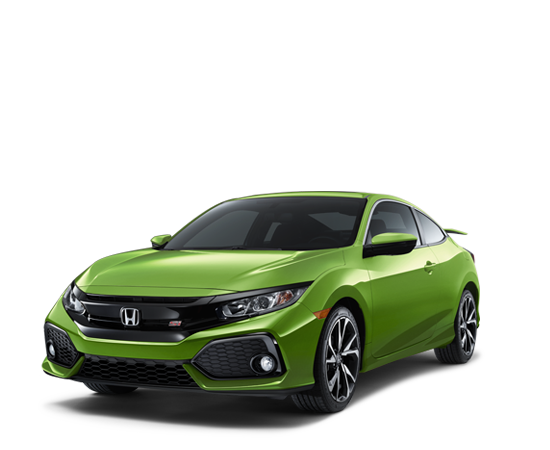 2018 Civic Si Coupe Special APR