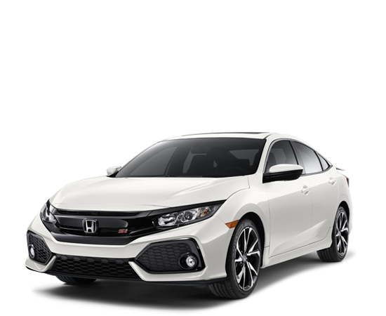 2018 Civic Si Sedan 6 Speed Manual Featured Special Lease