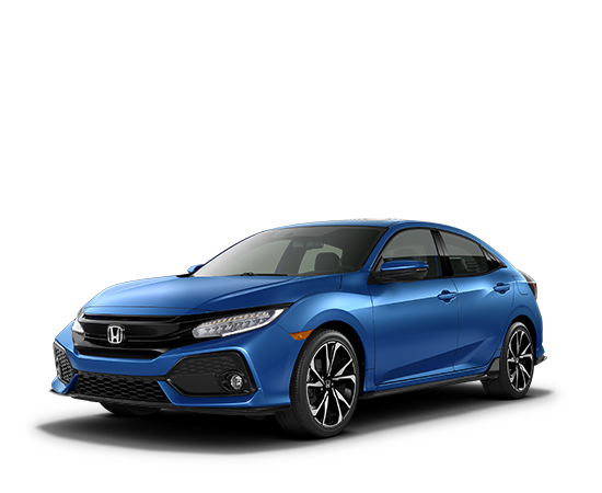 2018 Civic Hatchback Special APR