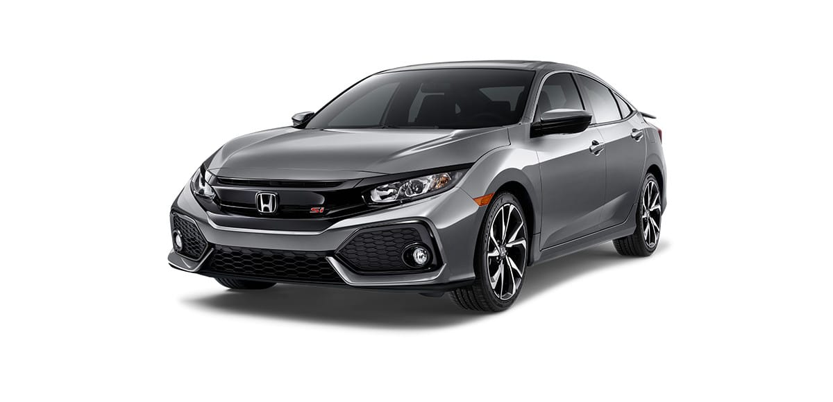 Honda Certified Pre Owned Civic Si Sedan Special A P R Financing