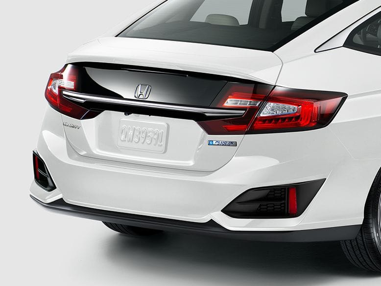 2018 Honda Clarity Plug In Hybrid The Versatile