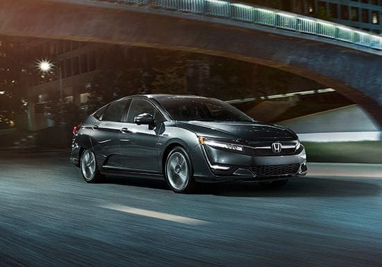 Lane Keeping Assist System >> Shop the 2018 Honda Clarity Plug-In Hybrid - Official Honda Site