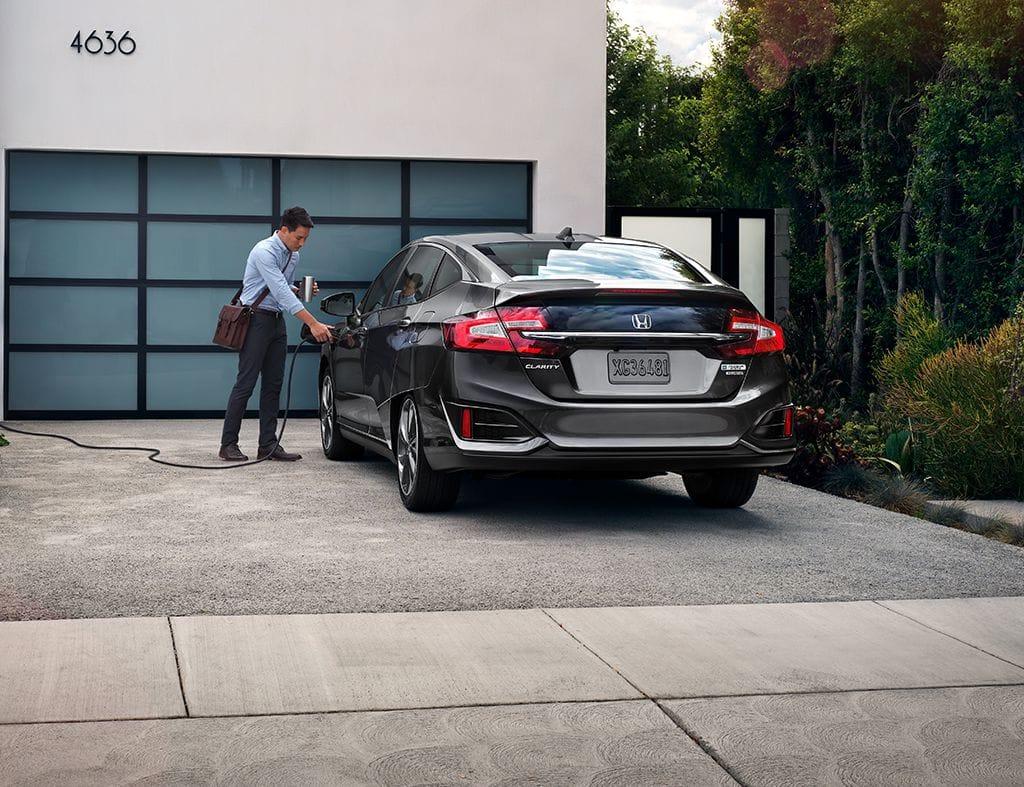 2018 Honda Clarity Smart Entry