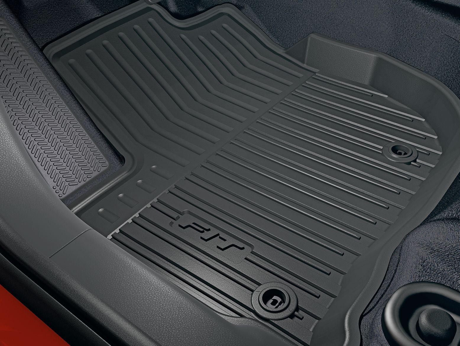 2018 Honda Fit Floor Mats