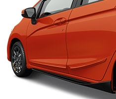 Honda Online Store You Are Shopping For 2018 HONDA FIT ACCESSORIES