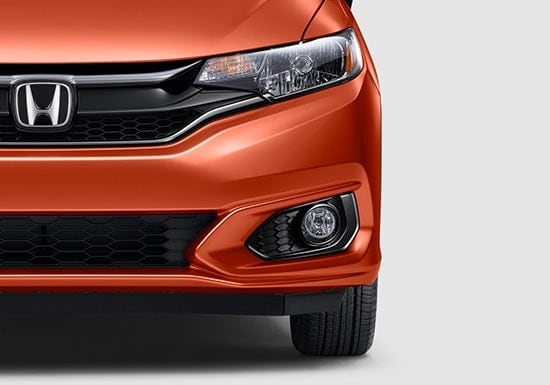 2019 Honda Fit Exterior Front Grille