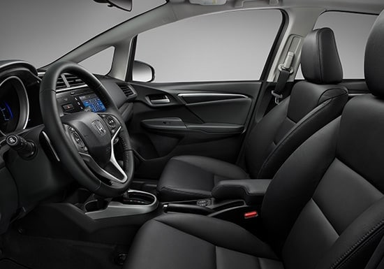 2019 Honda Fit Interior Seats Style Center Console