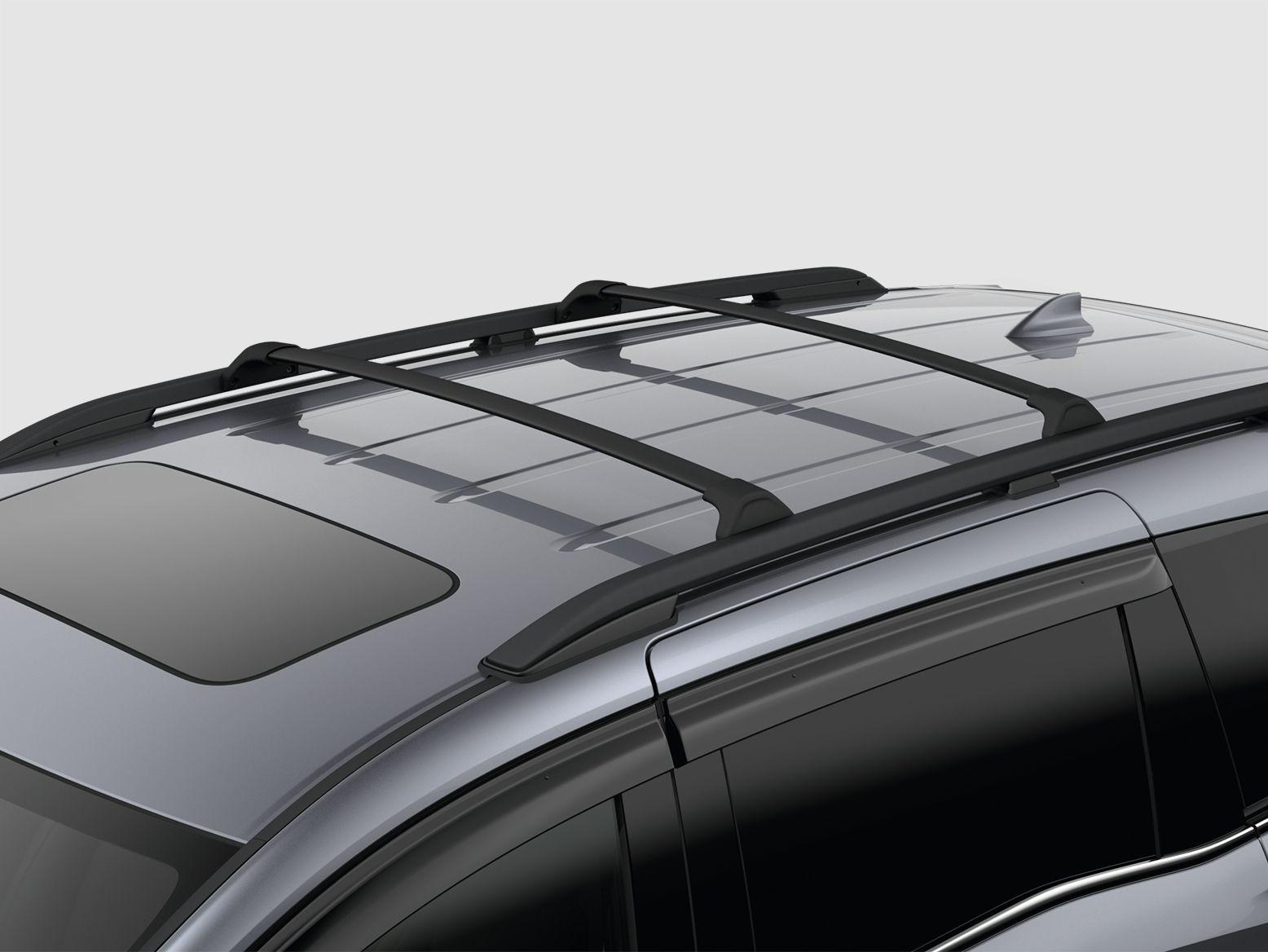 Honda Online Store 2018 Odyssey Crossbars W Black Roof Rails