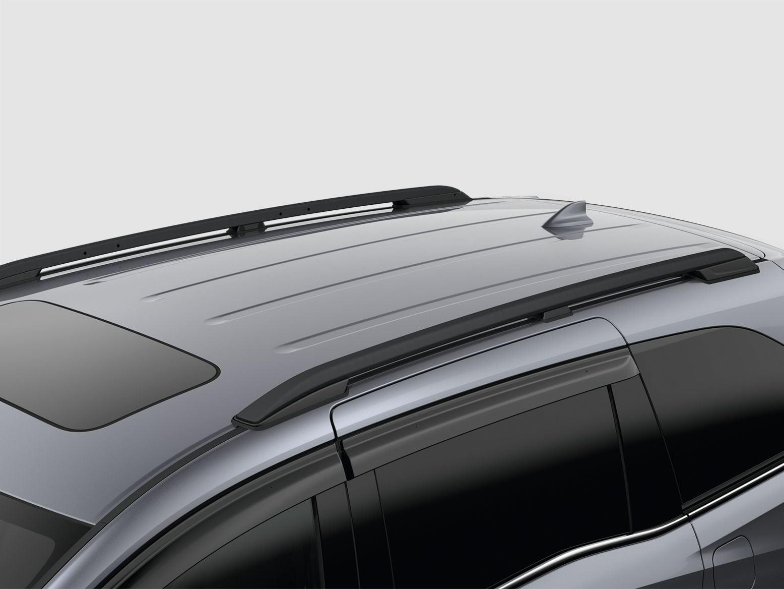 Honda Online Store 2018 Odyssey Roof Rails Black For Crossbars