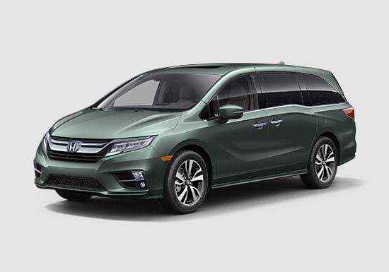 2019 Honda Odyssey The Fun Family Minivan Honda