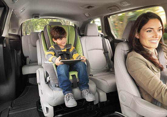 Shop For The 2018 Honda Odyssey