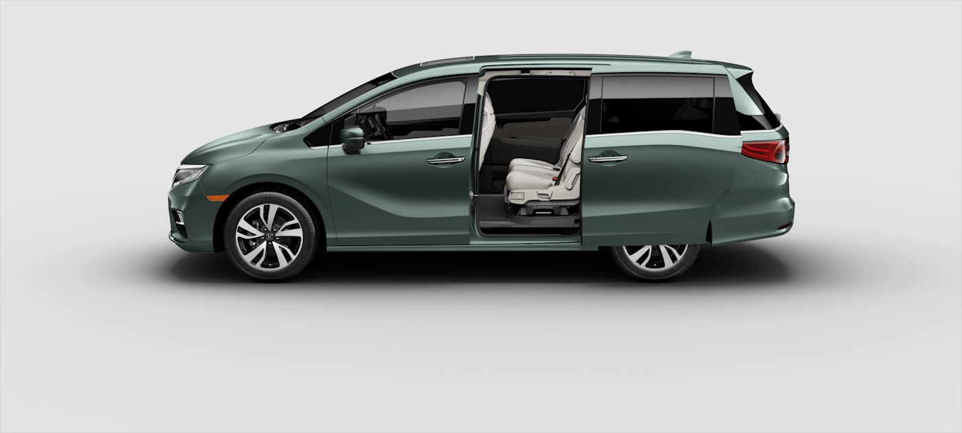 2019 Honda Odyssey The Fun Family Minivan Honda