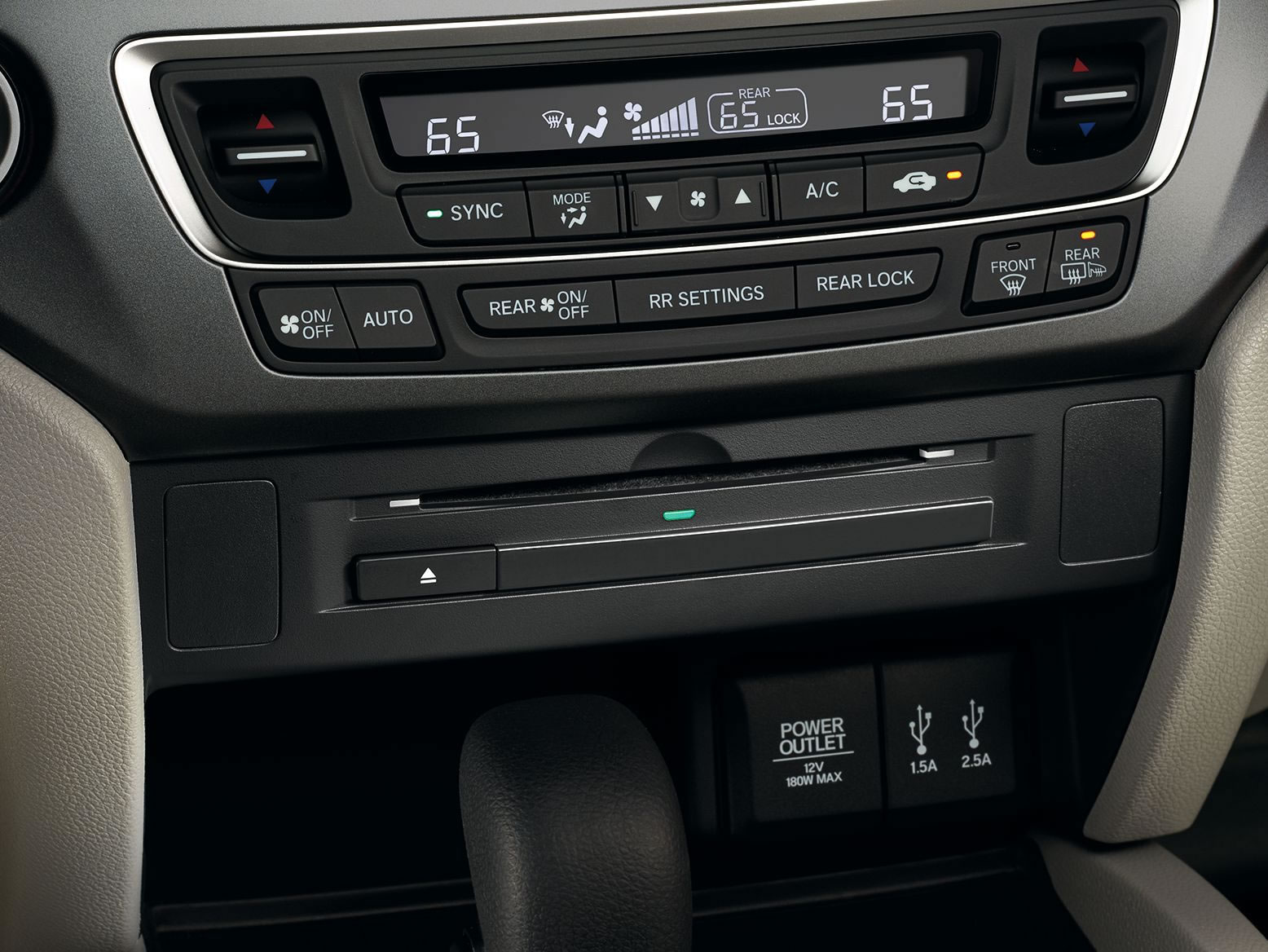 Honda Pilot Build >> Honda online store : 2018 RIDGELINE CD PLAYER