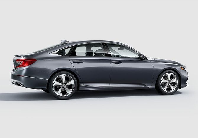 2018 Honda Accord Touring Exterior