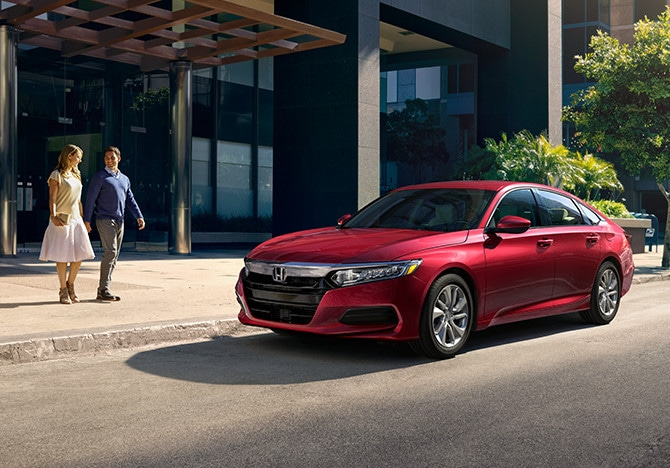 2018 Honda Accord Redesigned Exterior