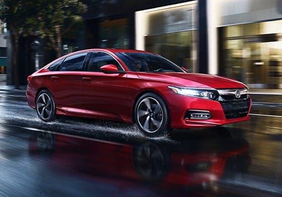 Shop the 2019 Honda Accord | Honda